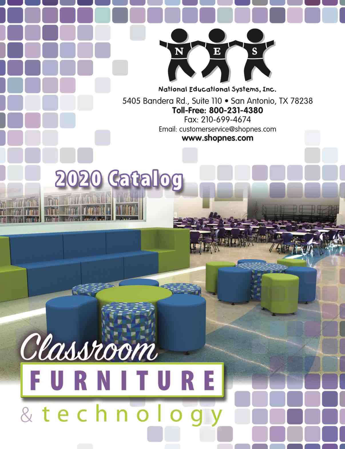 2020 NES Furniture & Technology Catalog