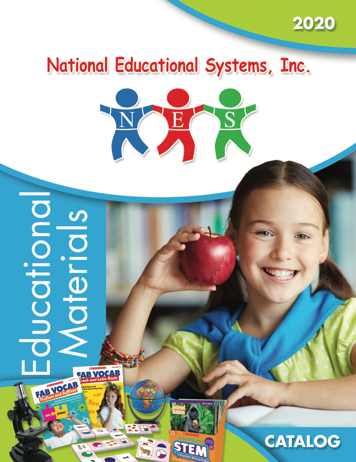 2020 Educational Materials Catalog
